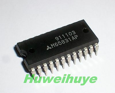 1pc M65831AP M65831 Digital Echo IC Mitsubishi  B