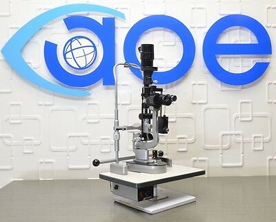 Marco V Style Haag Streit Slit Lamp with Tonometer
