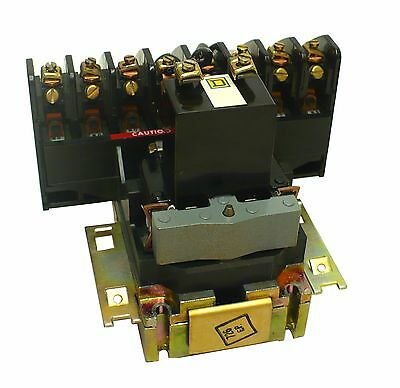 Square D 8903 LL060 8 Pole Lighting Contactor (M3)