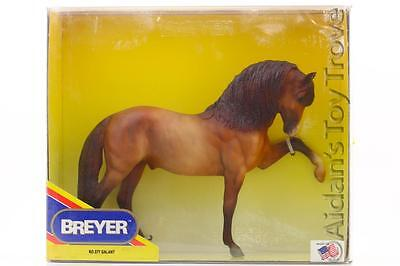 Breyer Traditional Model Horse - NIB 977 Galant Lusitano - Chestnut Legionario