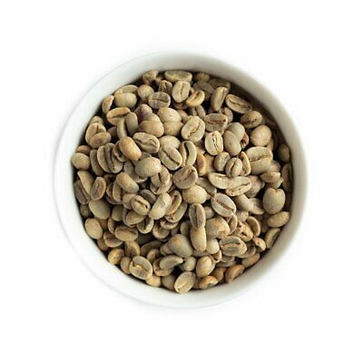Unroasted Coffee Beans >> Organic Mexican Chiapas Unroasted Green Coffee Beans 5 Lbs