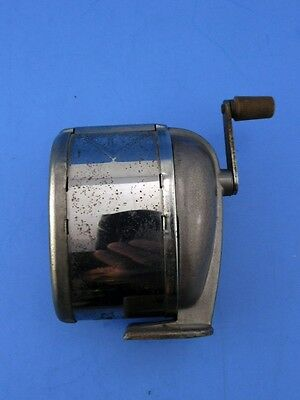 Boston Model L Pencil Sharpener Desk / Wall Mount Office School Vintage