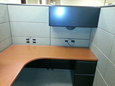 Inscape 6x8 and 6x6 Cubicles