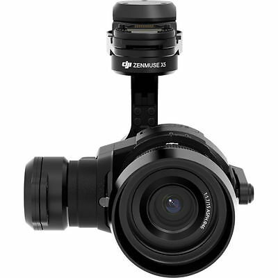 Dji Zenmuse X5 Camera, Gimbal And Lens - Genuine Australian Stock