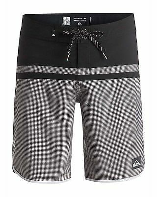 "NEW QUIKSILVER™  Mens Stomp Remix Scallop 20"" Boardshort Surf Board Shorts"