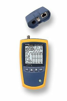 Fluke Networks MS2-100 Cable Tester MS2-100 Network Cable Tester