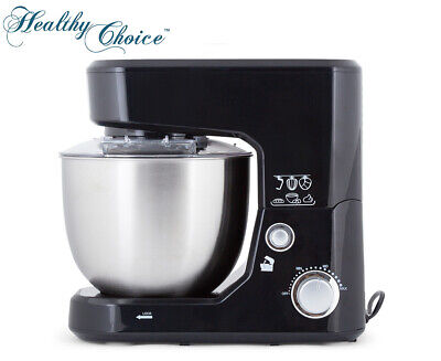 Healthy Choice 1000W Kitchen Mixer - Black