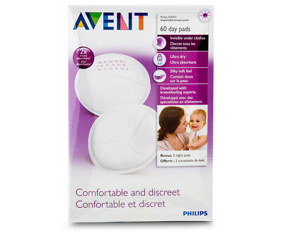 Philips AVENT Disposable Breast Pad 60-Pack