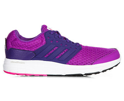 Adidas Women's Galaxy 3 Running Shoe - Shock Purple