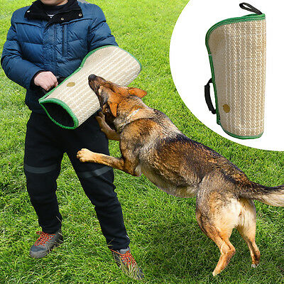 Jute Intermediate Dog Bite Sleeve Durable for Police K9 Schutzhund Training Work