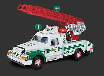 1994 Hess Rescue Truck With Emergency Siren and Horn
