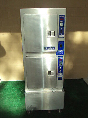 """Cleveland 24Cga10 Convection Steamer  With H20 Filter System """"nice"""""""