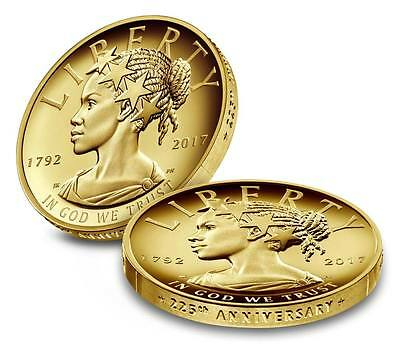 American Liberty 225th Anniversary Gold Coin $100 W Mint Mark Low Mintage In OGP