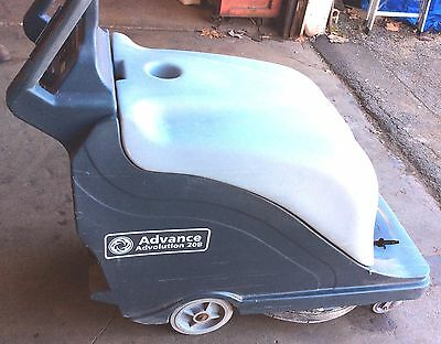"Advance Advolution 20B 20""  Burnisher/buffer Super Clean-Low Hours!"