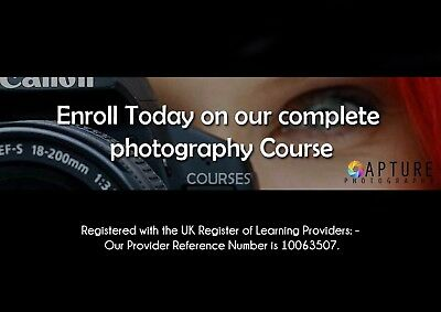 Interactive Online Photography Course