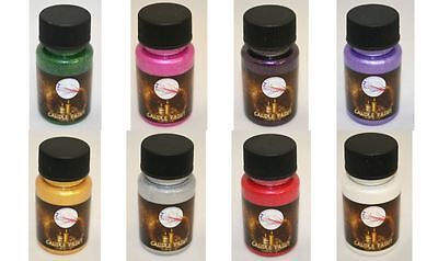 Imagination Crafts Starlights Candle Paint - ALL COLOURS!