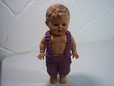 Vintage TOD-L-TOT Rubber Doll - FREE SHIPPING!!