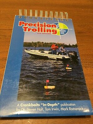 PRECISION TROLLING The Trollers Bible EDITION 4 Romanack Holt Irwin