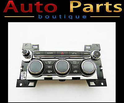 Land Rover Range Rover 2012-2014 OEM Heater Climate Control Unit LR053581