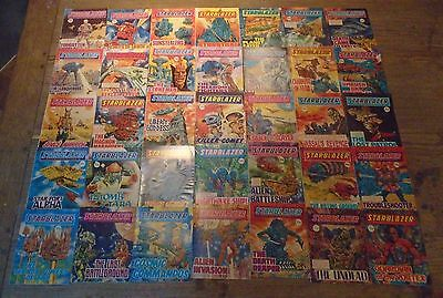** Offers Welcome ** Starblazer Collection 35 Comic Comics Rare Science Fiction