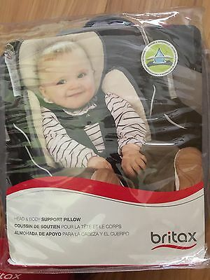 Britax Baby Head and Body Support Pillow For Car seat/stroller