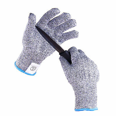 Premium Cut Proof Gloves By Spotty Elephant - Knife Slash Resistant Food Grade
