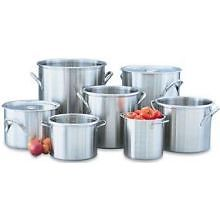Vollrath Tri Ply Stainless Steel Stock Pot, 24 Quart Capacity -- 1 each.
