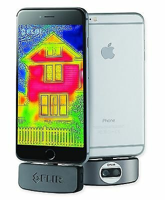 Flir One Thermal Imaging Camera Attachment For Ios Iphone New!