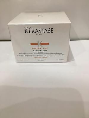 Kerastase Nutritive Masquintense Thick 200ml Mask For Thick Hair Nourishment