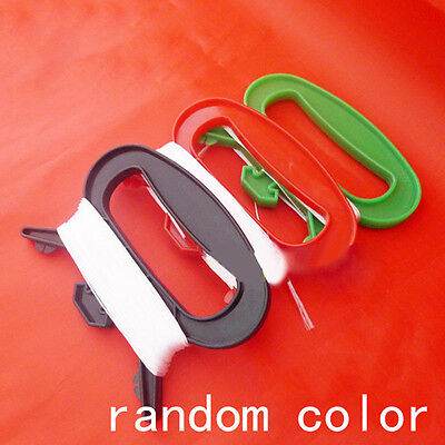 30/100M D SHAPE KITE LINE STRING WINDER HANDLE OUTDOOR BOARD CHILD KITE Precious
