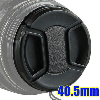 40.5mm Lens Cap Hood Cover Snap-on For Sony A5000 A6000 E PZ 16-50mm Lens Camera