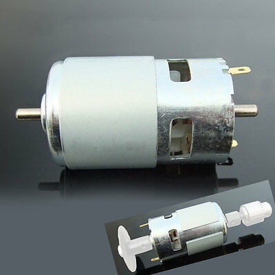 NEW High-power Large torque motor 775 Biaxial DC motor 12V-30V power tools motor