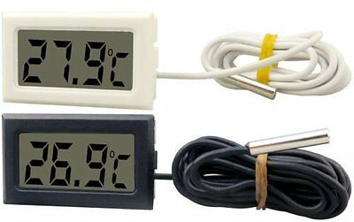 Digital LCD Thermometer for Refrigerator Fridge Freezer Temperature -50~110 BC