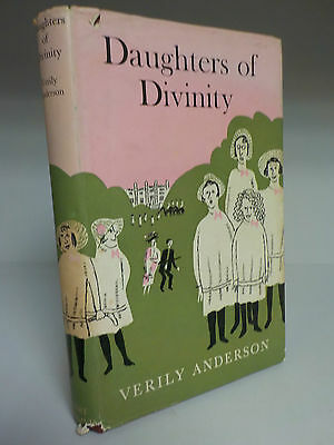 Verily Anderson - Daughter Of Divinity - 1st Edition - Hart David - 1960(ID:639)