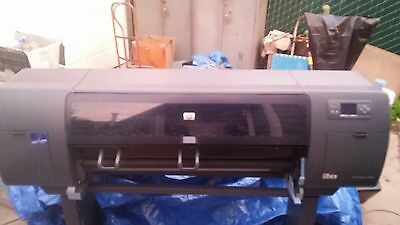 "HP Designjet 4000PS 42"" wide format printer"