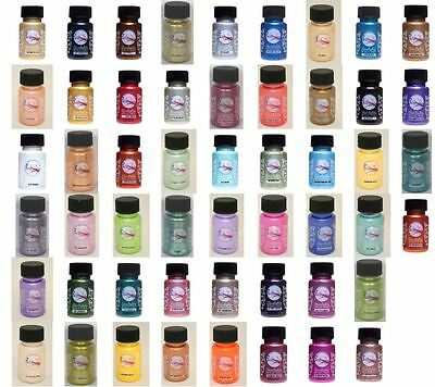 Imagination Crafts Starlights Metallic Paints - ALL COLOURS!