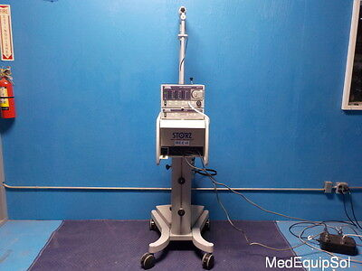 Storz Hamou Endomat 263310 20 Equipmat 203020 20 Hysterectomy Tower