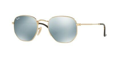 Ray-Ban 0RB3548N Square Sunglasses for Unisex