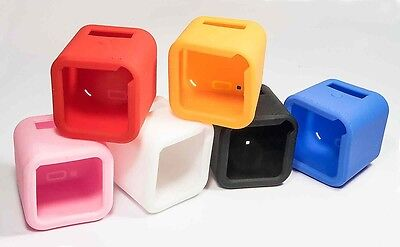 Soft Silicone Rubber Protective Case Cover Skin for GoPro Hero 4 Session Camera