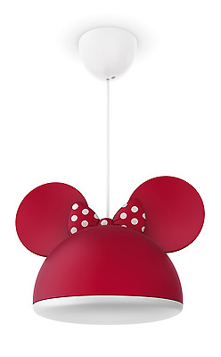 Philips Disney Minnie Mouse Children's Ceiling Pendant Lightshade
