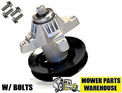 """Mtd Cub Cadet 50"""" Deck Blade Spindle Assembly 918-04125 918-04126 With Bolts"""