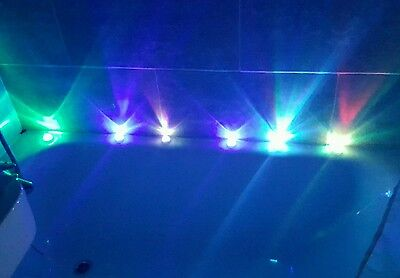 Romantic Bath Light Show Multi Colour Led Light Party In The Tub Bath Fun Time