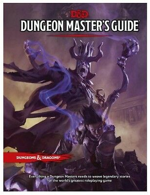 Dungeons and Dragons Dungeon Masters Guide 5th Edition