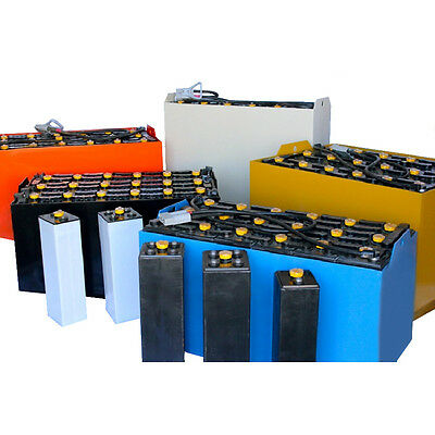 Electric Forklift Battery with Cover, 12 Volt, 510 Ah (at 6 hr.)