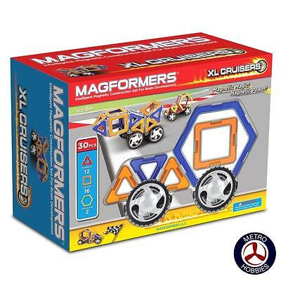 Magformers XL Cruiser Car Set 63073 Brand New
