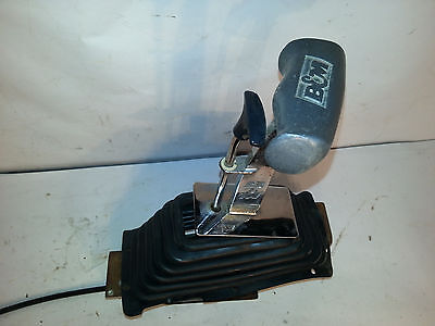 Vintage B&M shifter assembly with GM shifter cable Chevy Pontiac Oldsmobile GMC
