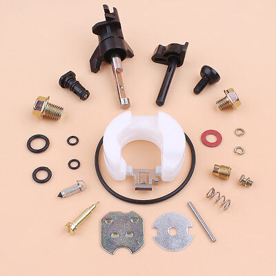 Carburetor Carb Rebuild Repair Kit fit Honda GX160 GX200 Go Kart Racing, Cart