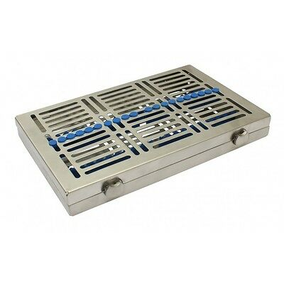 Sterilization Cassette Tray for Surgical Dental Veterinary Use hold20 Instrument
