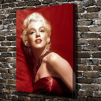 Lady in red Painting HD Print on Canvas Home Decor Wall Art Picture posters