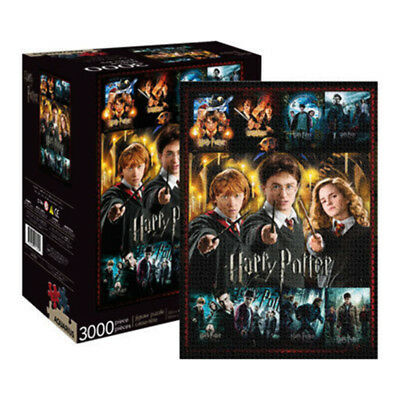 Harry Potter Movie Collection 3000 Piece Jigsaw Puzzle NEW